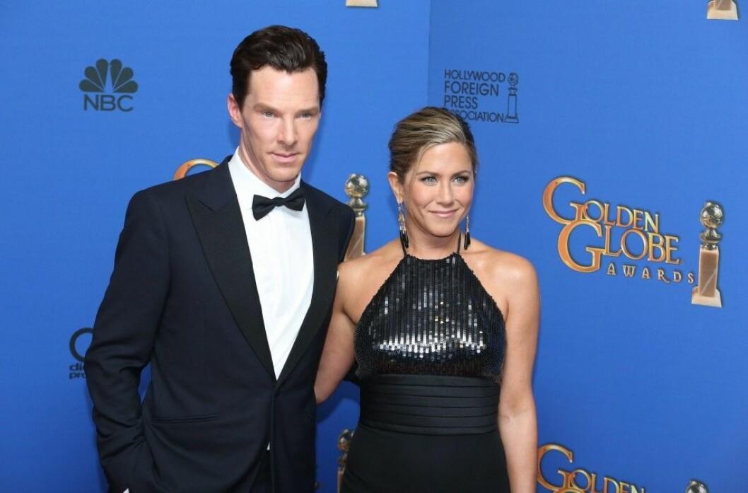 72nd Golden Globe Awards - Press Room