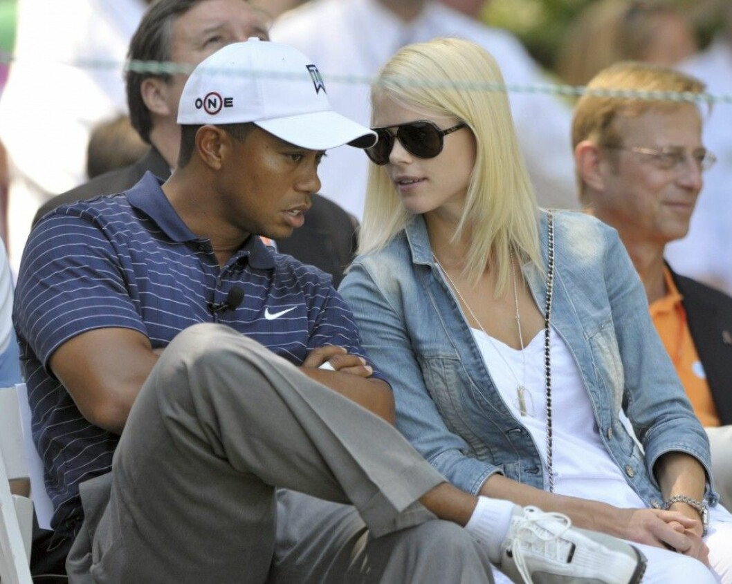 Elin och Tiger Woods var gifta i sex år. Foto: All Over Press