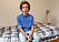 Dan Michael Broberg, 15, hotas med vräkning efter sin mammas bortgång.