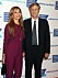 Dec. 8, 2015 - New York, New York, U.S. - Actress LENA OLIN and her husband/director LASSE HALLSTROM attend the 2015 Ripple of Hope Award held at the New York Hilton Hotel. (Credit Image: © Nancy Kaszerman via ZUMA Wire) (c) Zumapress / IBL