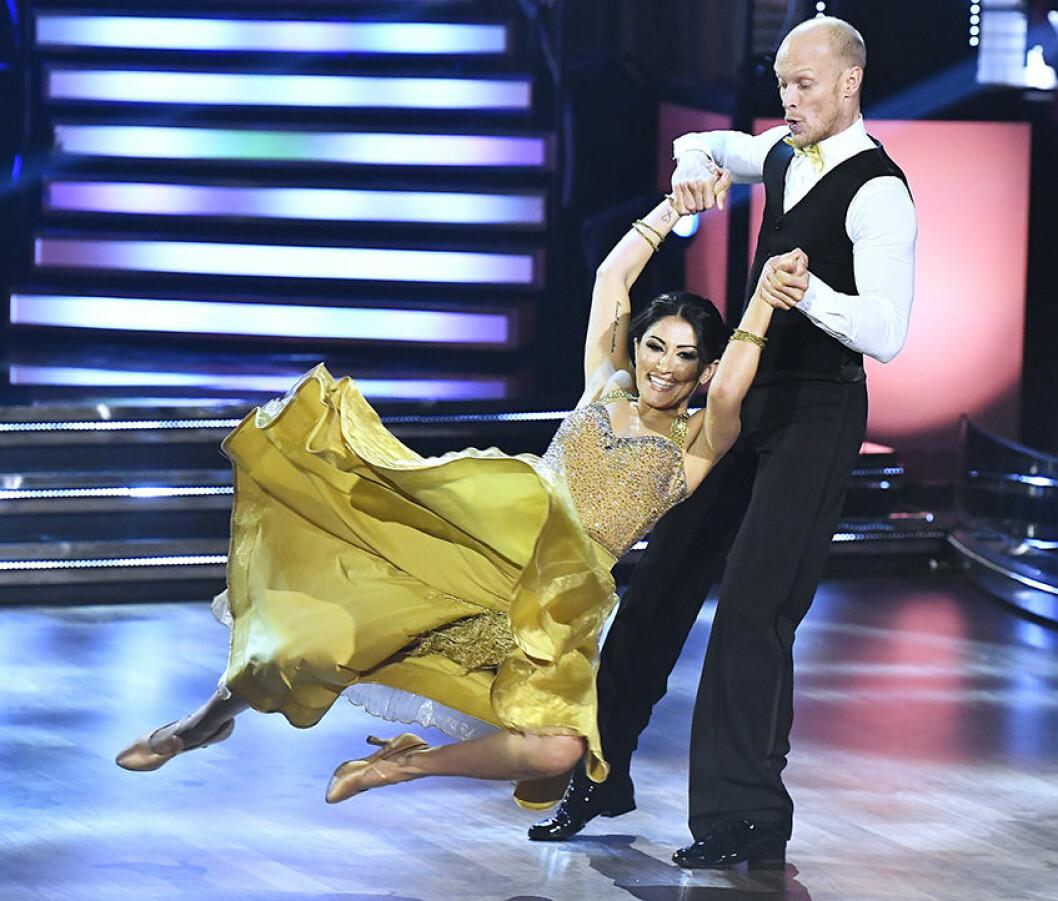 Under våren 2018 tävlade Nikki Amini i Let's dance tillsammans med danspartnern Tobias Karlsson.