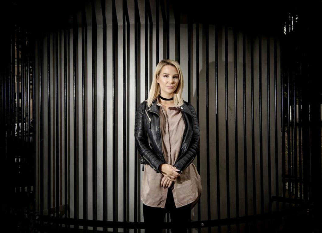 """Alexandra Nilsson """"Kissie"""", bloggare Sverige, 2016-09-20 (c) IVARSSON JERKER / Aftonbladet / IBL Bildbyrå * * * EXPRESSEN OUT * * * AFTONBLADET / 2826"""