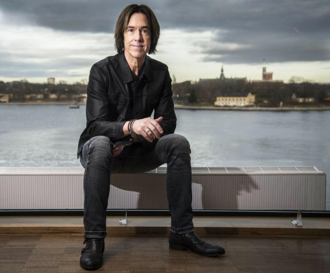 Per Gessle släpper nytt soloalbum och åker på Sverigeturné i sommar