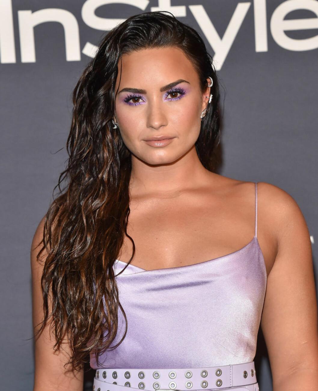 Demi Lovato har gått med på rehab