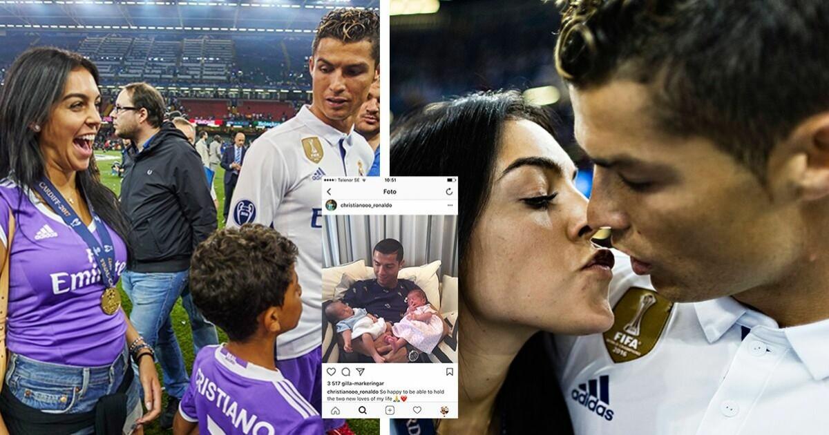 Ronaldos Fru
