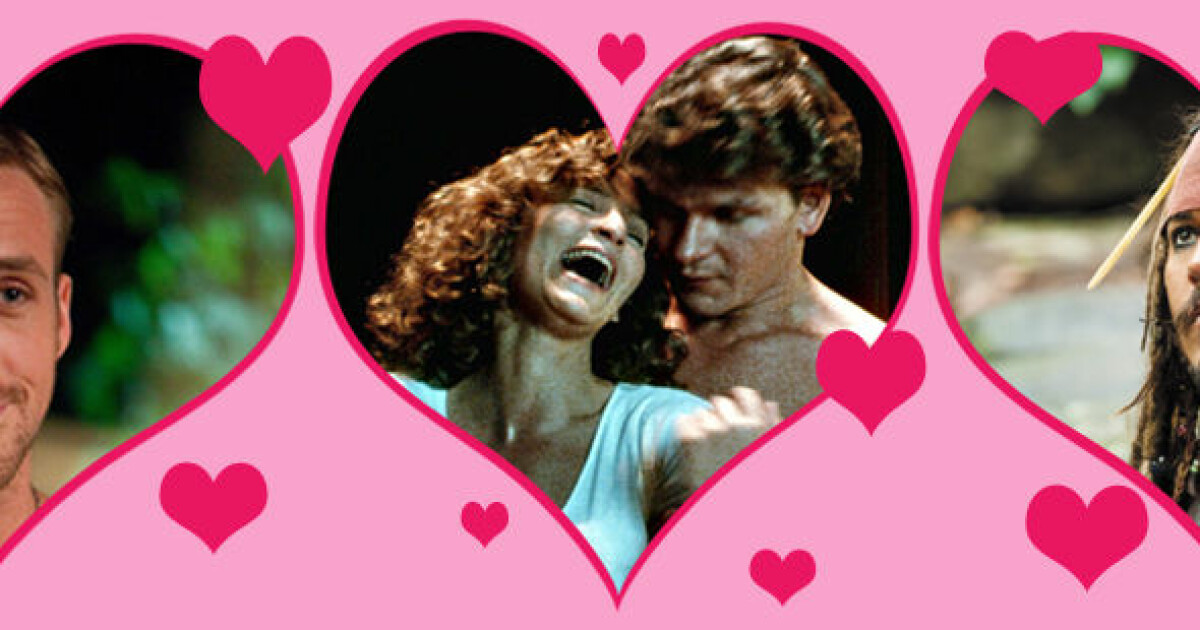 Romantiska Filmer Med Snygga Killar