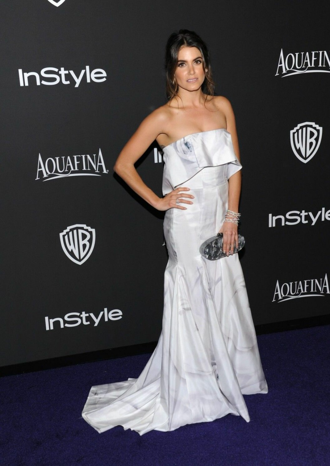 72nd Annual Golden Globe Awards - InStyle/Warner Bros Party - Los Angeles