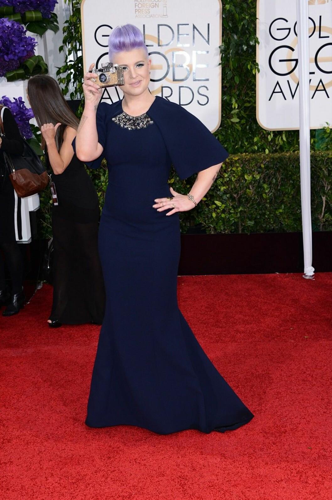 72nd Golden Globes - Arrivals - LA