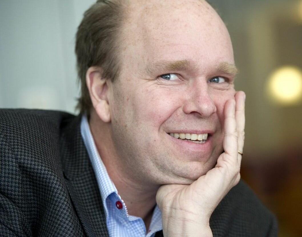 Lasse Kronér