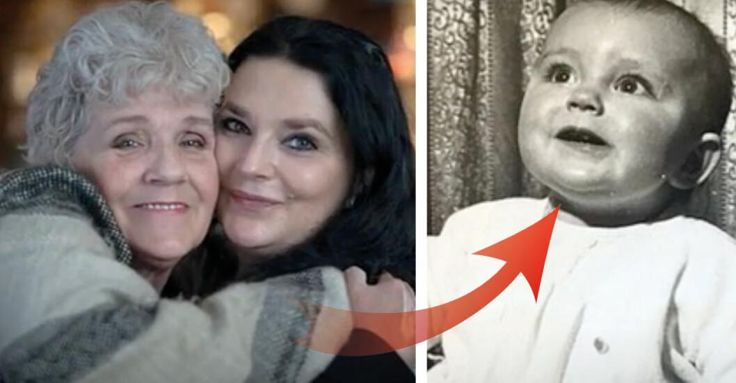 Mamma Susan och dottern Lisa har inte träffats på 50 år. Nu återförenas de för första gången.