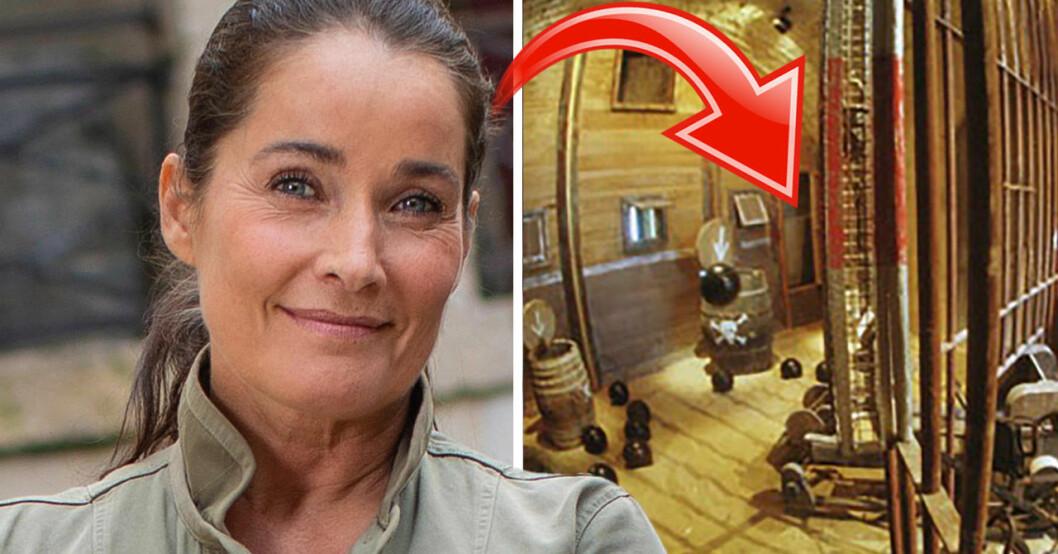 Agneta Sjödin är pfrogramledare för Fångarna på fortet.