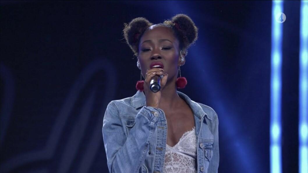 Aida Secka Idol 2019