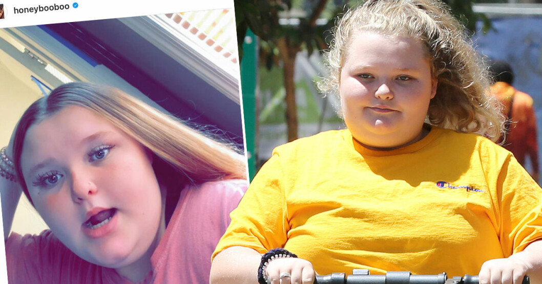 "Alana ""Honey Boo Boo"" Thompson"