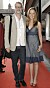Hans och Alice Rosenfeld på röda mattan