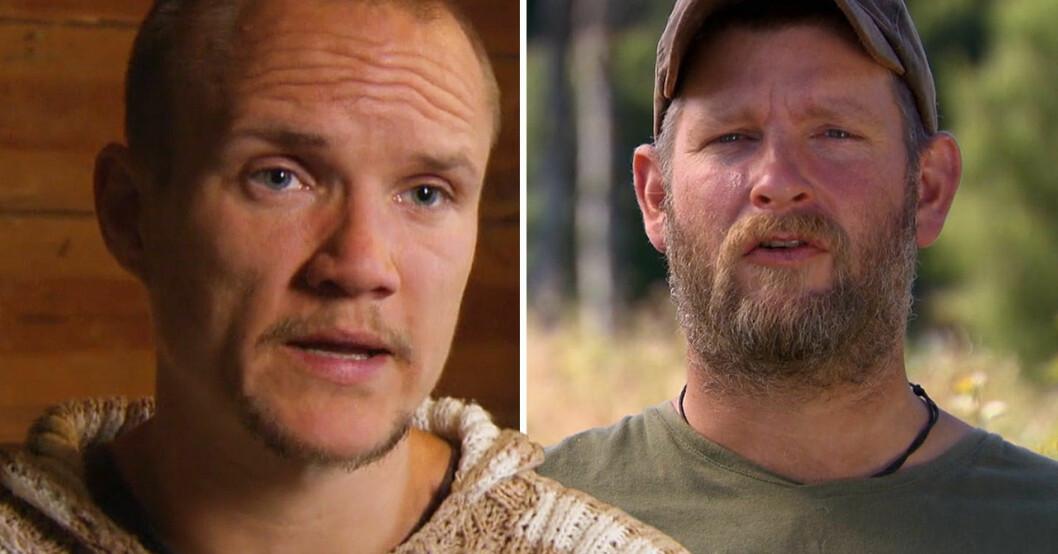 Allan Eriksson och Henrik Lindström.