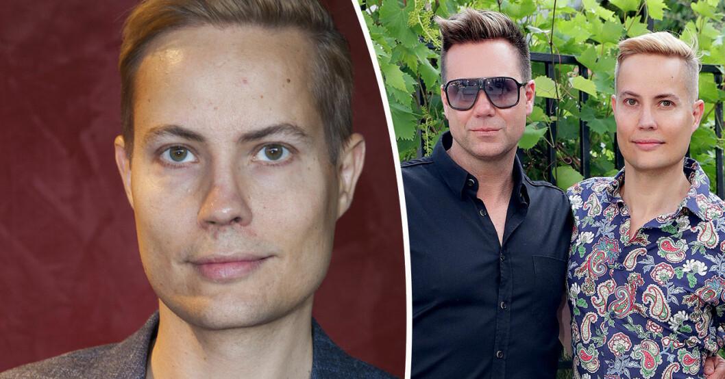 Henrik Alsterdal och Anders Pihlblad.