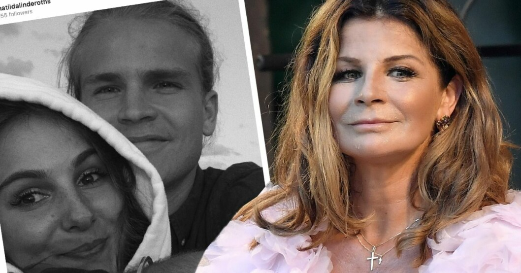 Carola Häggkvist, Amadeus Sögaard och flickvännen Matilda