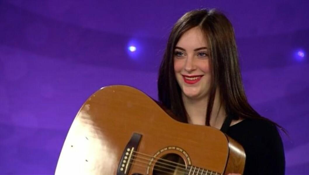 Amanda Aasa audition Idol 2014
