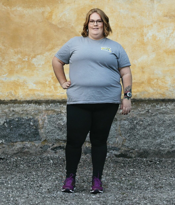 Amanda Krimi, Visby, Biggest loser 2020