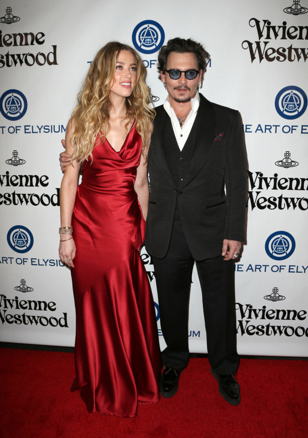 The Art of Elysium Presents Vivienne Westwood & Andreas Kronthaler's 2016 HEAVEN GalaFeaturing: Amber Heard, Johnny DeppWhere: Culver City, California, United StatesWhen: 10 Jan 2016Credit: FayesVision/WENN.com