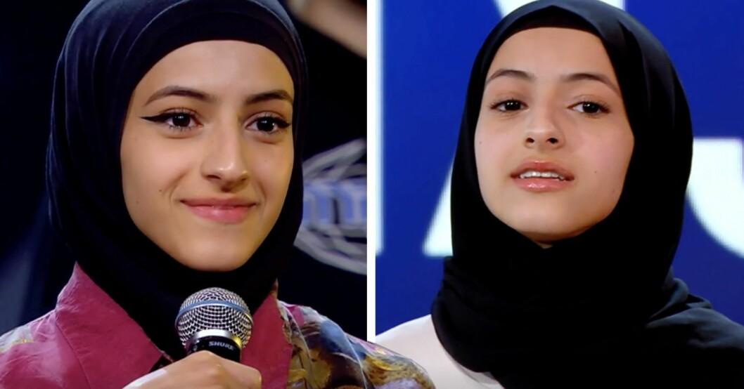 Amena Alsameai Idol