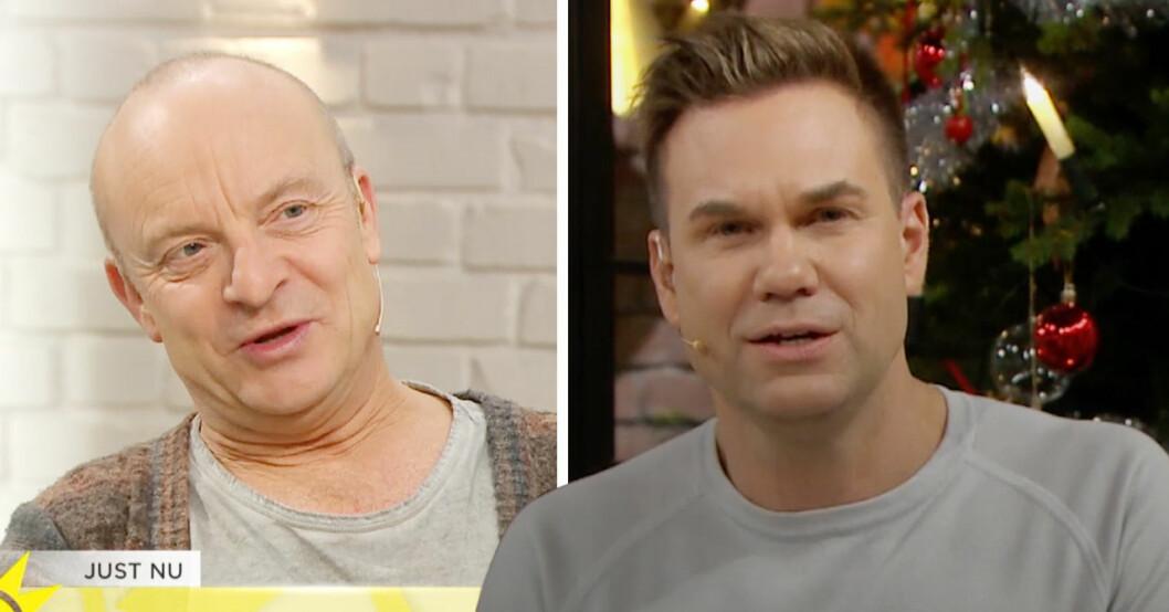 Jonas Gardells känga till Anders Pihlblad i Nyhetsmorgon efter missen