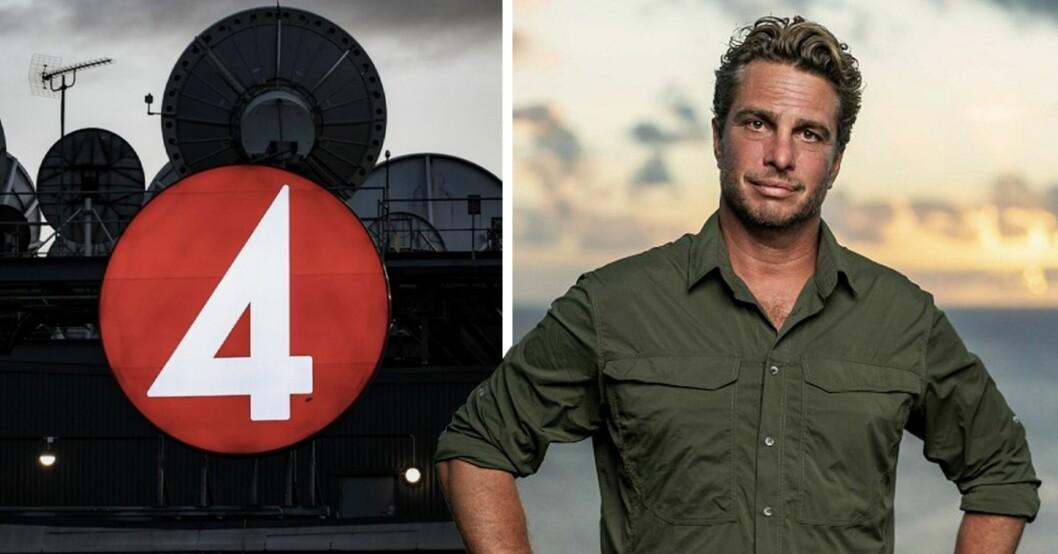 TV4 och Anders Öfvergård