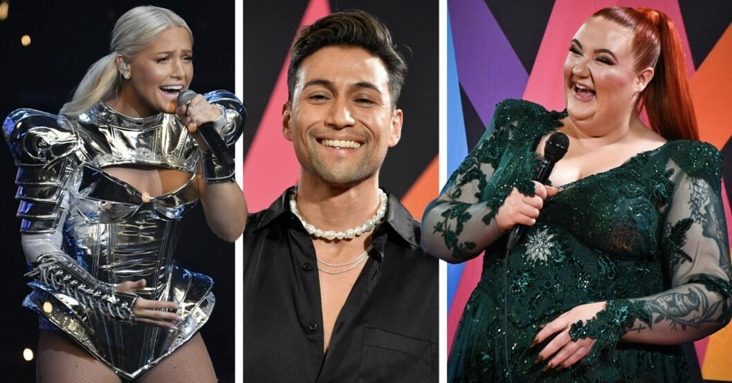Andra chansen Melodifestivalen 2021