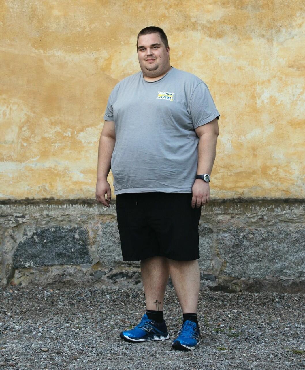 Andreas Andersson, Ängelholm, Biggest loser