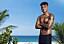 Andreas Haddad i i Paradise hotel 2021