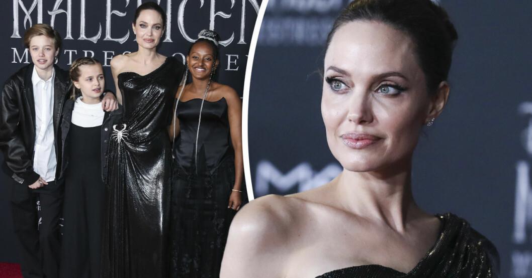 Därför saknades sonen Maddox på Angelina Jolies premiär.