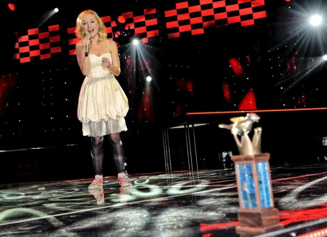 Anna Bergendahl i Melodifestivalen 2010