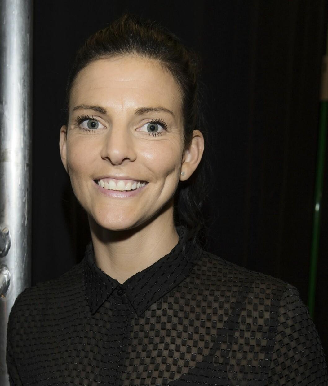 Anna Lindberg i Superstars på hemmaplan