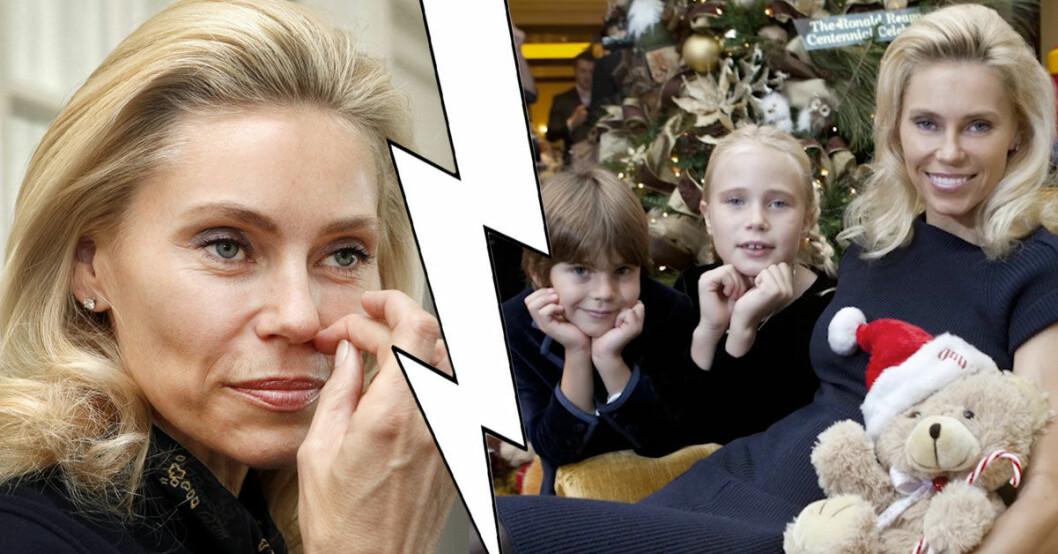 Anna Ankas plan för att få vårdnaden om barnen
