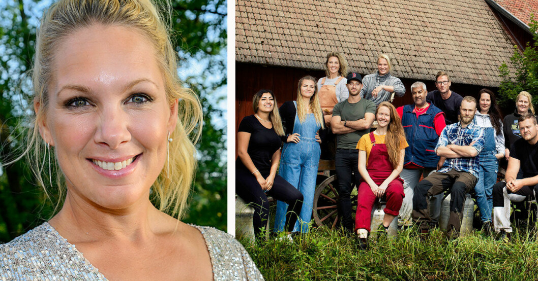 Anna Brolin ny programledare för Farmen 2021