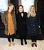 Anna Hedenmo med döttrarna Fanny och Nina