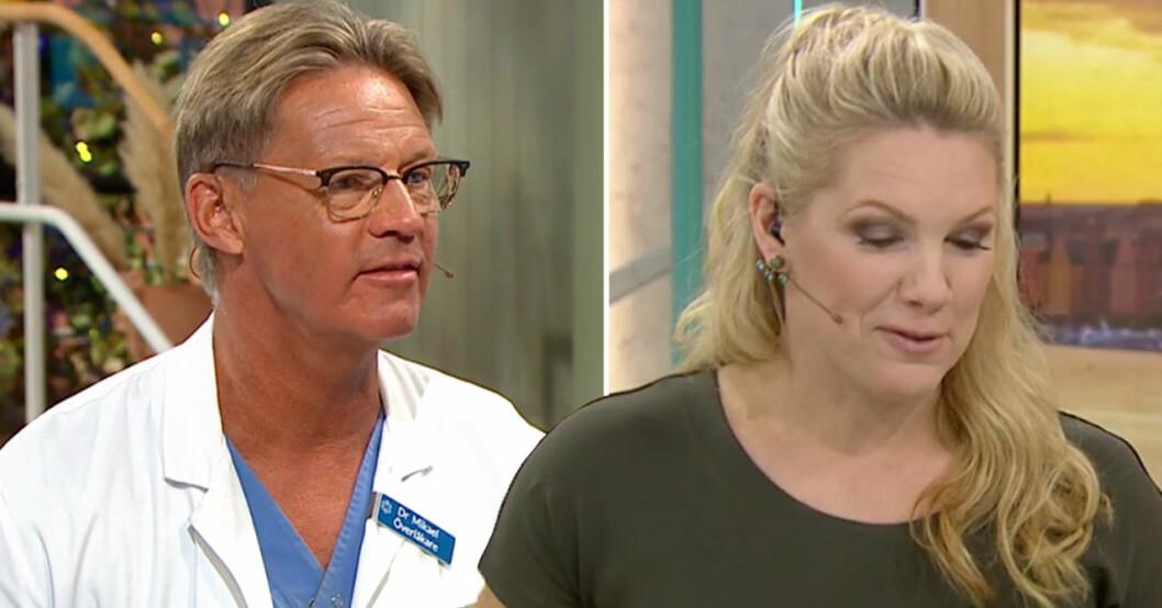 Doktor Mikael Sandström, Anna Brolin