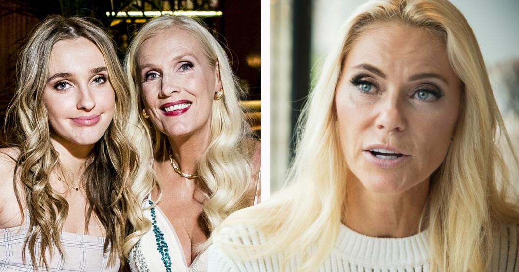Anna Ankas ilska mot Gunilla Persson