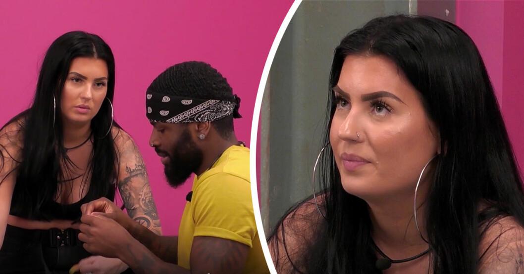 "Antonia ""Anty"" Johnson kärleksbesked efter Big brother"