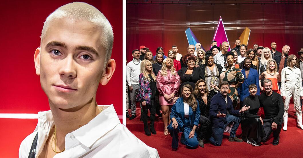 Melodifestivalen 2020: Här är alla som tävlar i deltävling 1