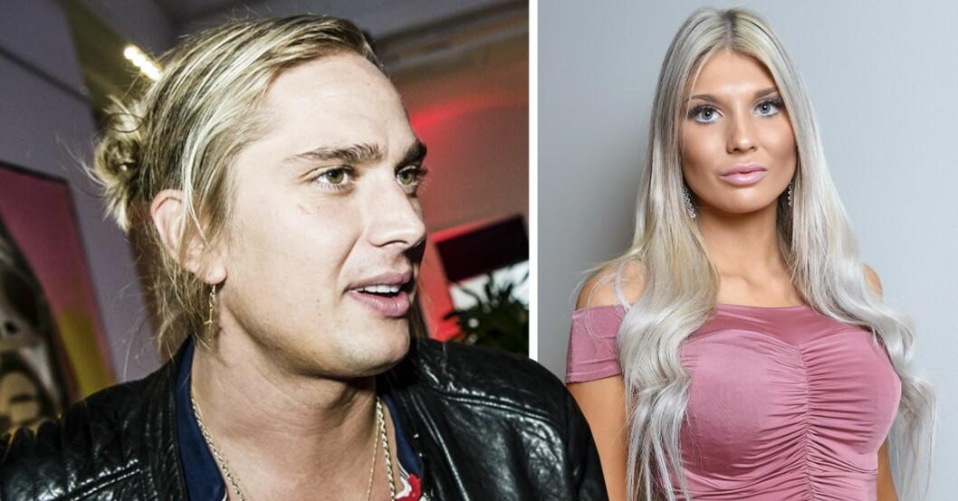 Arvid Stenbäckens drag mot Bella i Ex on the beach 2020