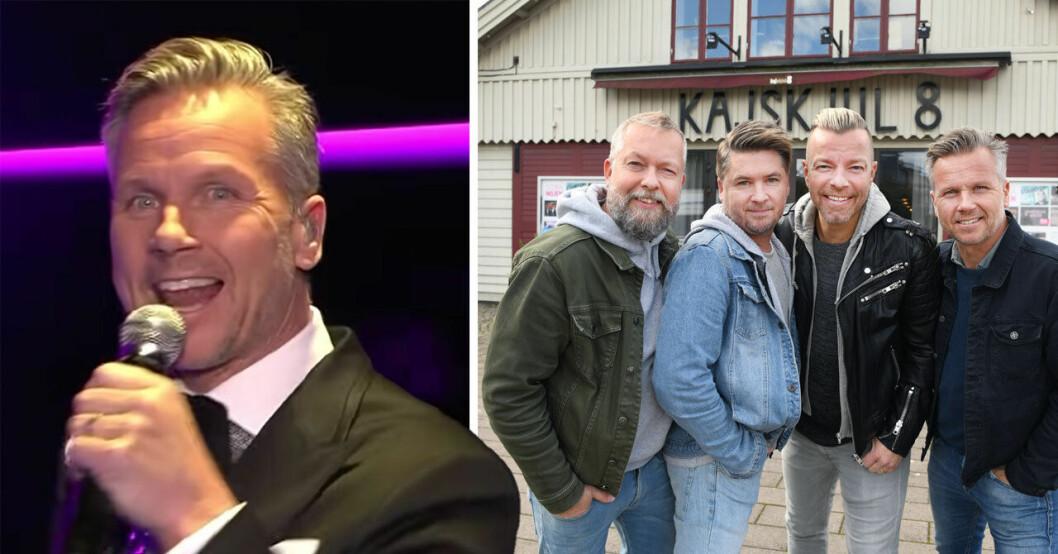 Lars Lasseman Larsson och Arvingarna.