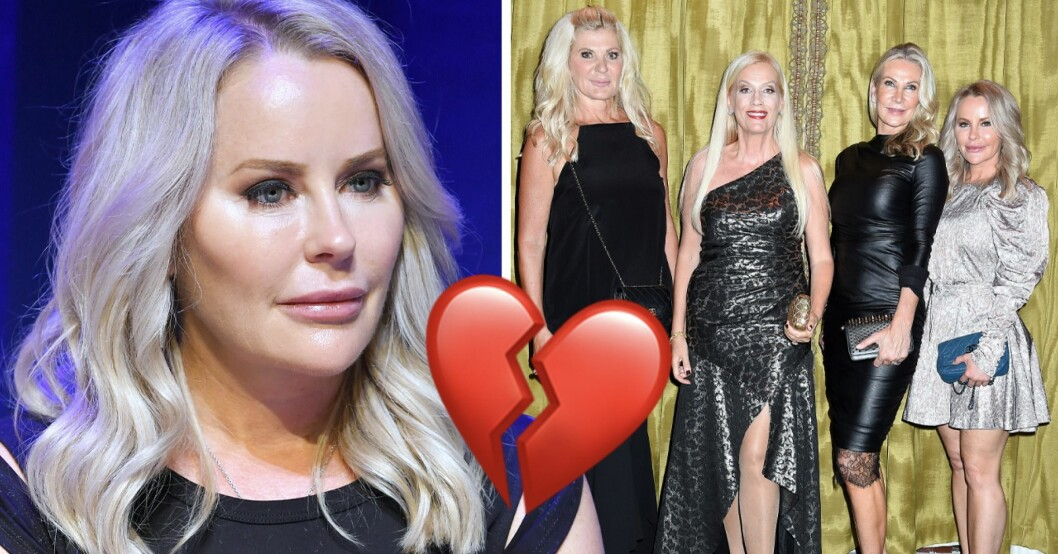 Svenska Hollywoodfrun Åsa Vesterlund bekräftar uppbrottet från plastikkirurgen – första orden