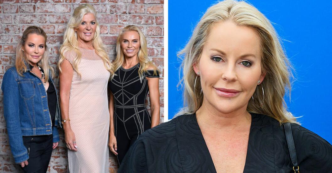Åsa Vesterlund om pressen i Svenska Hollywoodfruar