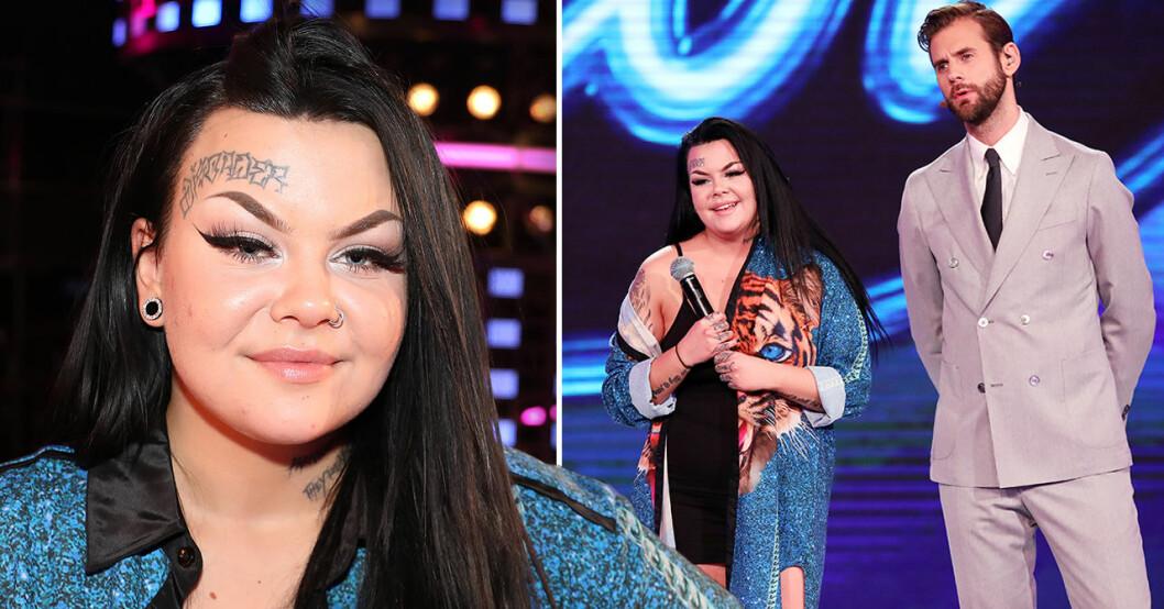 Astrid Risberg i Idol 2019