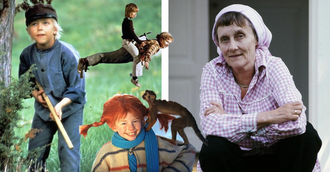 Testa vilken Astrid Lindgren-karaktär är du?