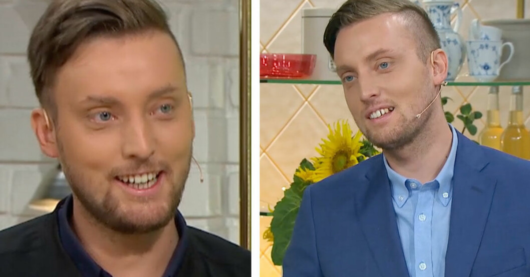 Axel Pileby Nyhetsmorgon TV4