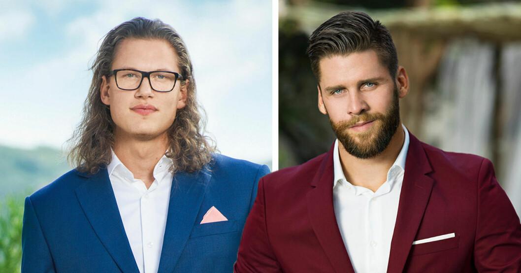 Simon hermansson och felix almsveds slutval i bachelor 2019