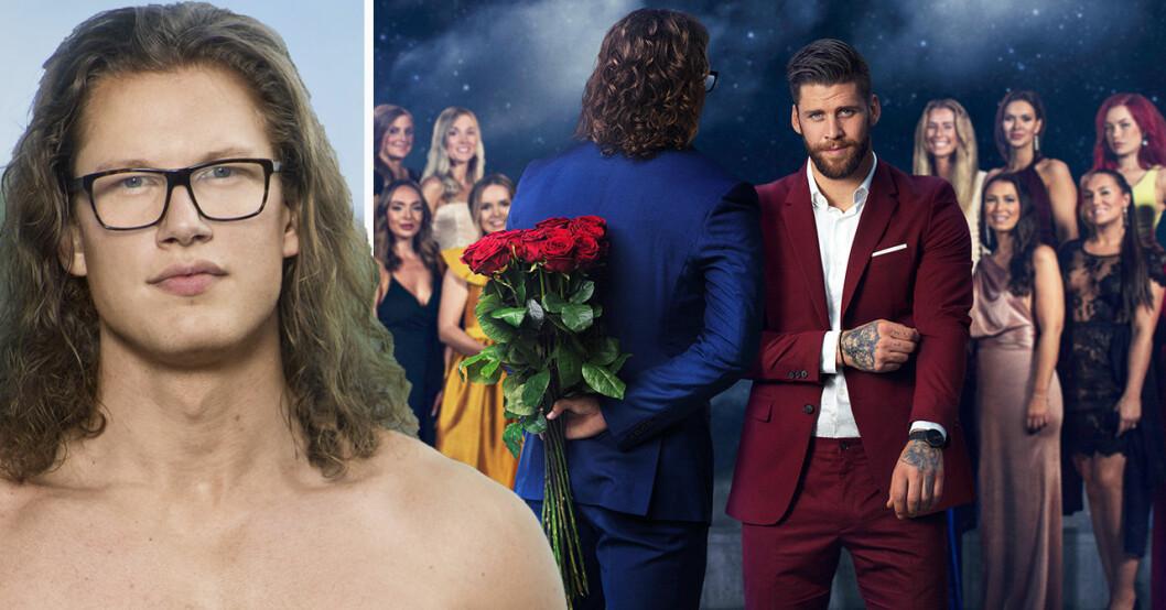 Felix Almsved och Simon Hermansson är med i Bachelor 2019.