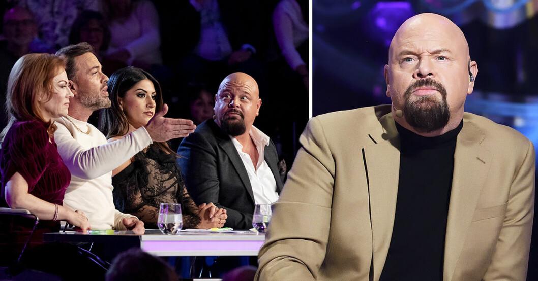 Idol-juryn och Anders Bagge